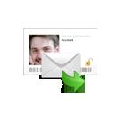 E-mail met een  medium uit Breda